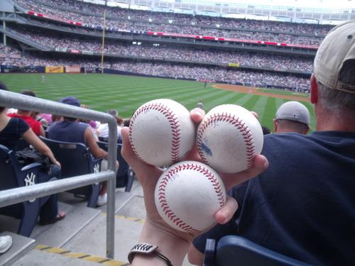 3 BP Balls 70409
