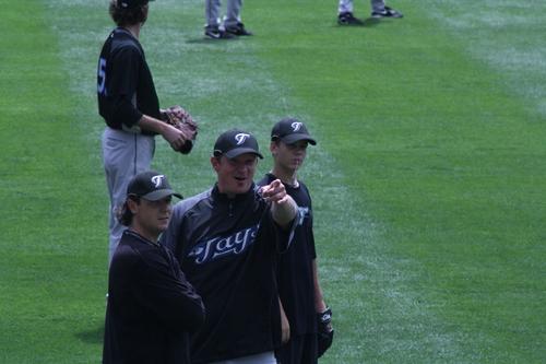 B.J. Ryan and Scott Downs