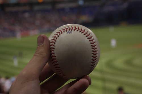 Baseball No. 194 Lifetime