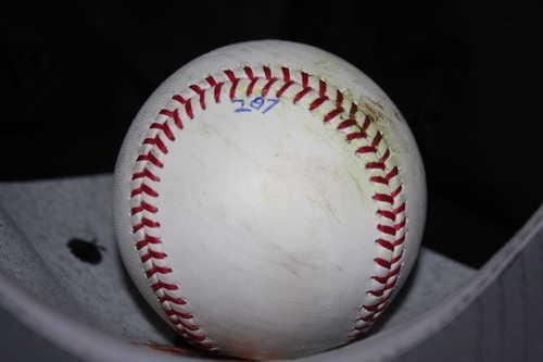 Baseball No. 207 Lifetime