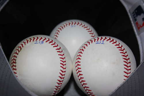 3 Balls from 1 Minute Span