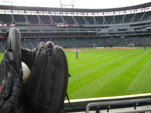 Josh Anderson and Baseball