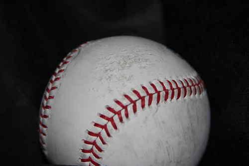 Scuff on Baseball2