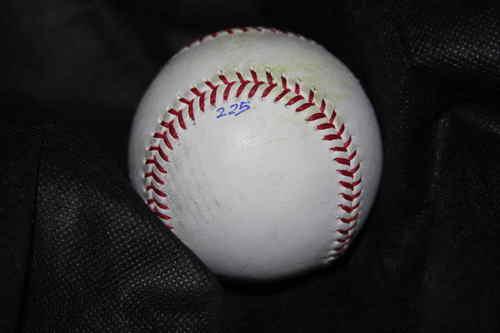 Glove Tricked Ball