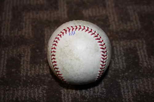 Off-Center Ball # 233