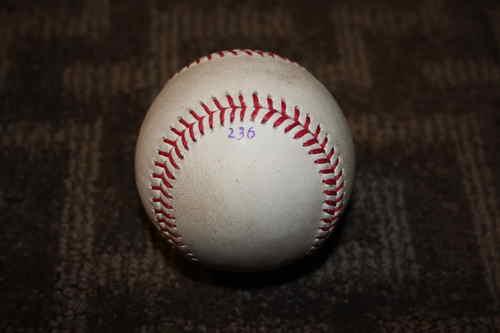 Dan Iassonga Baseball