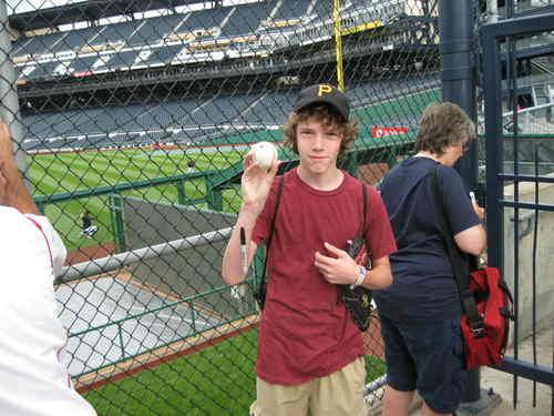 250th Baseball