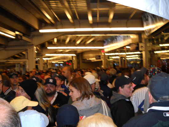 Crowded Concourse