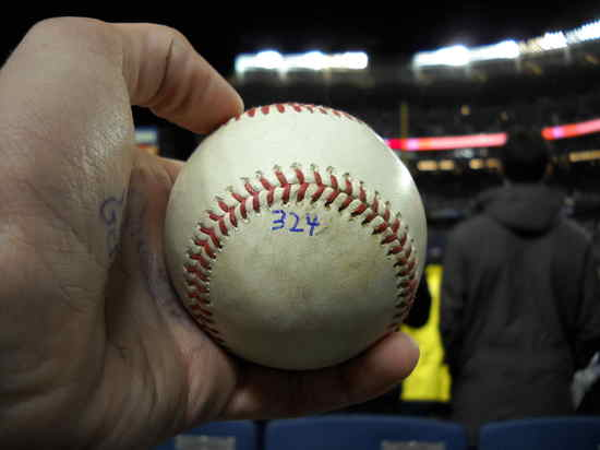 Baseball No. 324