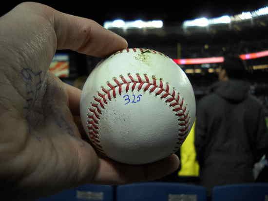 Ball No. 325