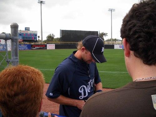Adam Everett Signing