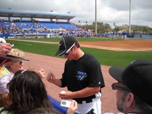Travis Snyder Signing