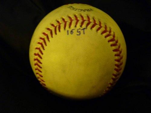 Ball #16 of ST
