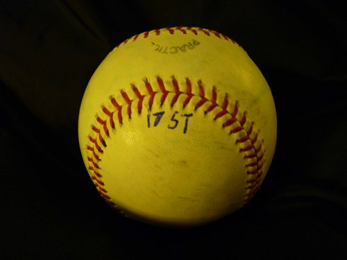 Ball No. 17 of ST